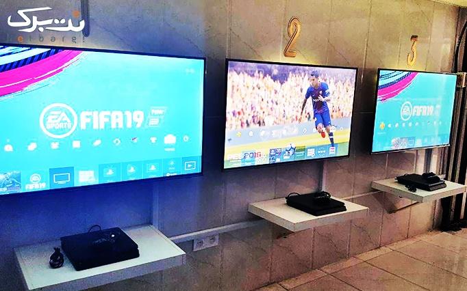 گیم نت کاکتوس با انواع بازی های PS4