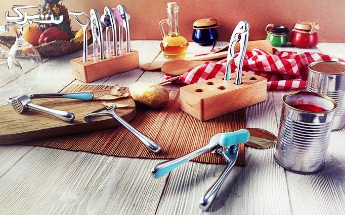 ست ابزار آشپزی 5 پارچه وینتج مدل VN237-1