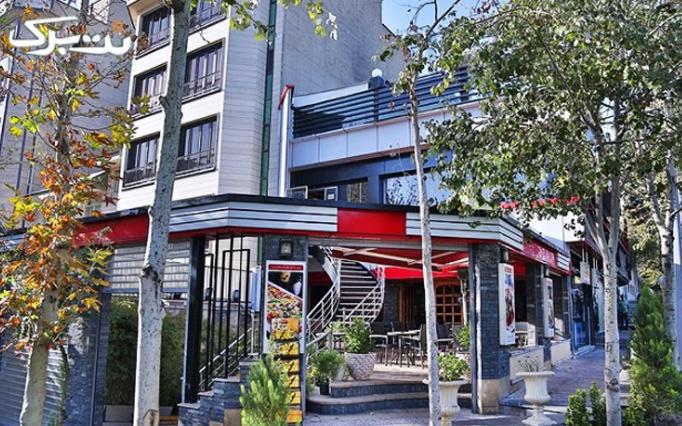 رستوران فلورانس گیشا با بوفه صبحانه و موسیقی زنده