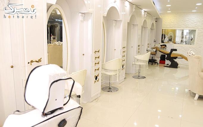 دستمزد نصب اکستنشن مو در آرایشگاه سپیده