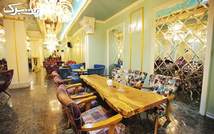 کافه رستوران لوکس باس با منو صبحانه متنوع و خوشمزه