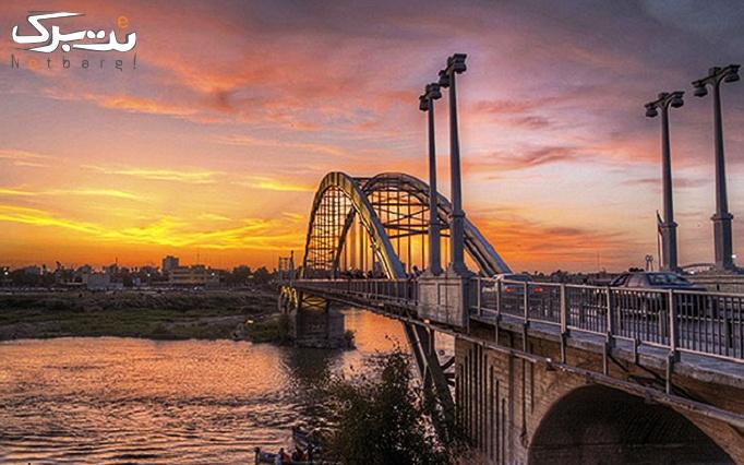 خوزستان از زیگورات تا سازه های آبی شوشتر VIP