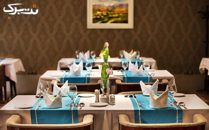 ویژه عاشقانه پرتخفیف: شام و موسیقی در هتل اسپیناس
