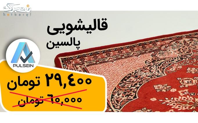 بن خرید قالیشویی تا سقف 60,000 تومان از پالسین