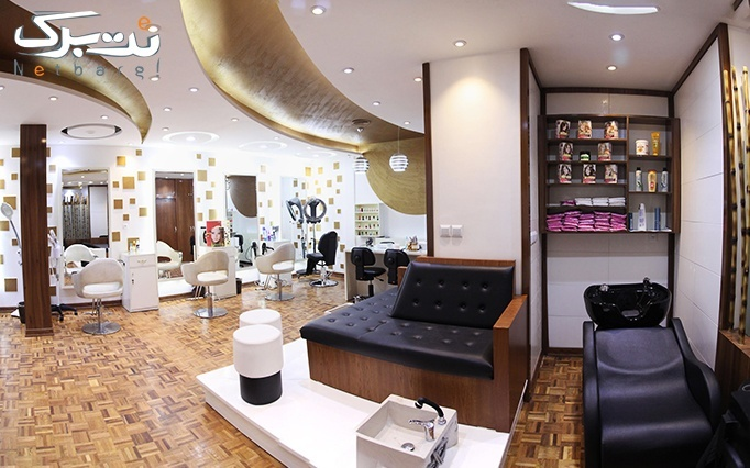 مانیکور و پدیکور ناخن در آرایشگاه ستاره ونک