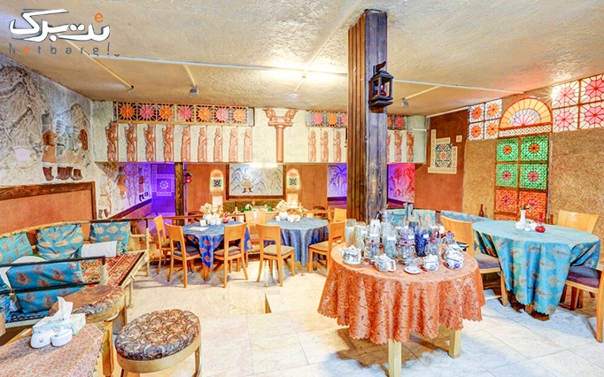 اقامت در اتاق 2تخته+صبحانه (همه روزه) در هتل دیزین