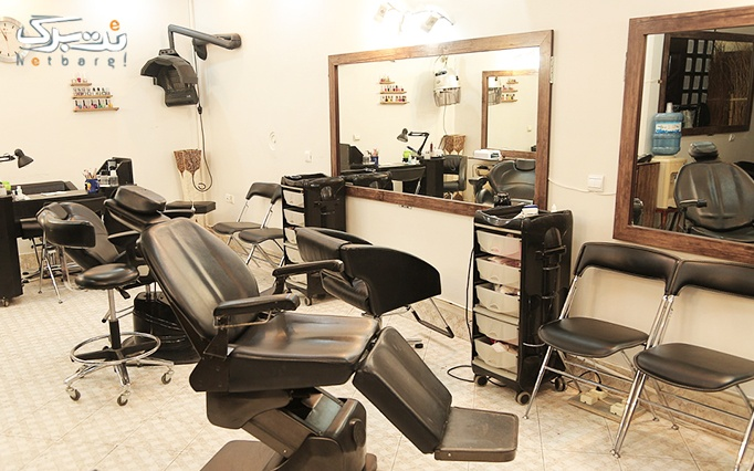 کوتاهی مو در آرایشگاه آمیتیس