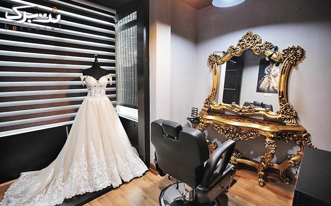 خدمات ناخن در سالن زیبایی گرش