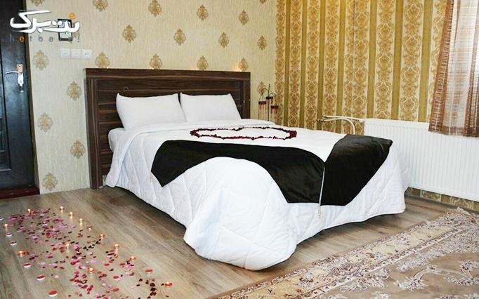ویژه نوروز 98: اقامت تک در هتل 2 ستاره صدف مشهد