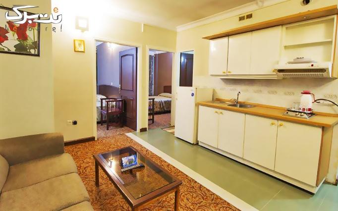 اقامت تک در هتل 2 ستاره فجر مشهد
