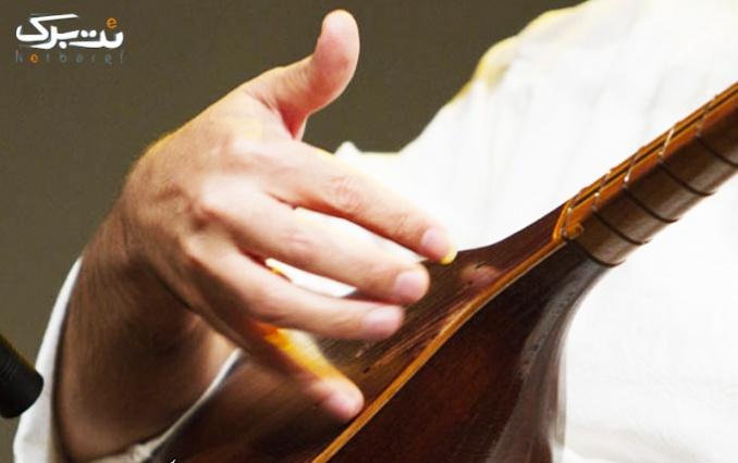 آموزشگاه حامی با آموزش نواختن سه تار
