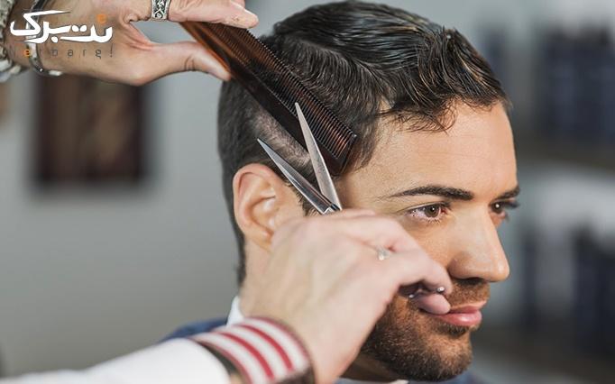 اصلاح مو در داماد سرای ایرانیان (ویژه آقایان)