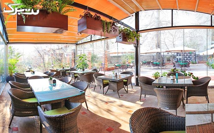 کافه گالری آرتلند با منو باز صبحانه