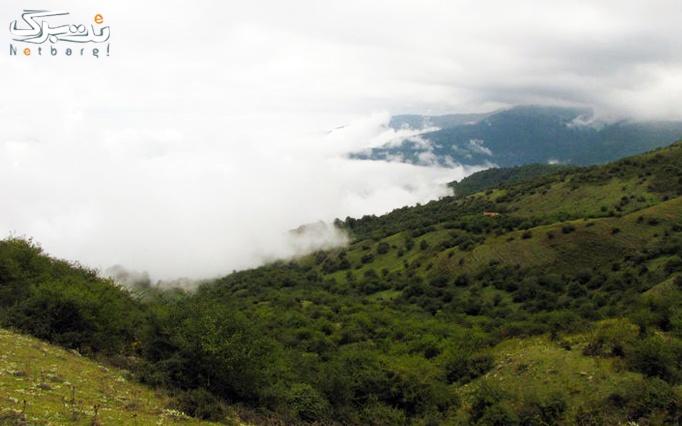 تور جنگل ابر  دو روزه