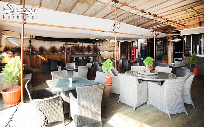 رستوران ایوان میرداماد با منو کافه