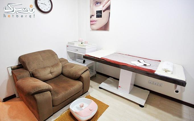 لیزر الکساندرایت کل بدن در مطب دکتر منتظری فر