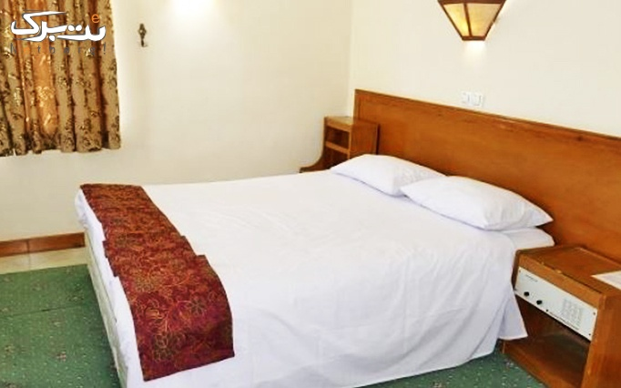 اقامت در هتل ایرانگردی جهانگردی لاهیجان