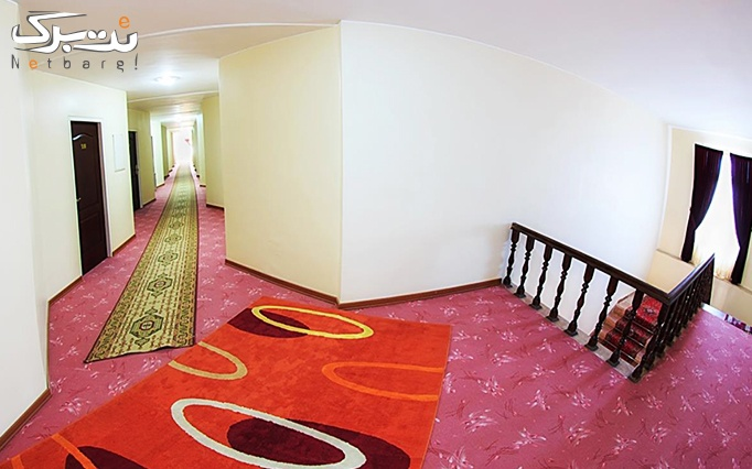 اقامت در هتل ایرانگردی مرند