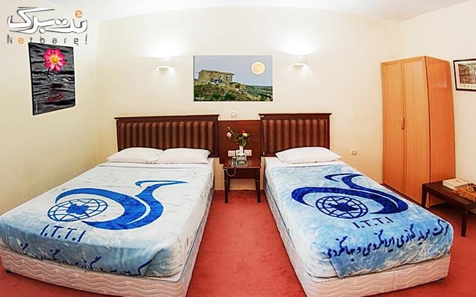 اقامتی بی نظیر در شعبه سراب هتل ایرانگردی