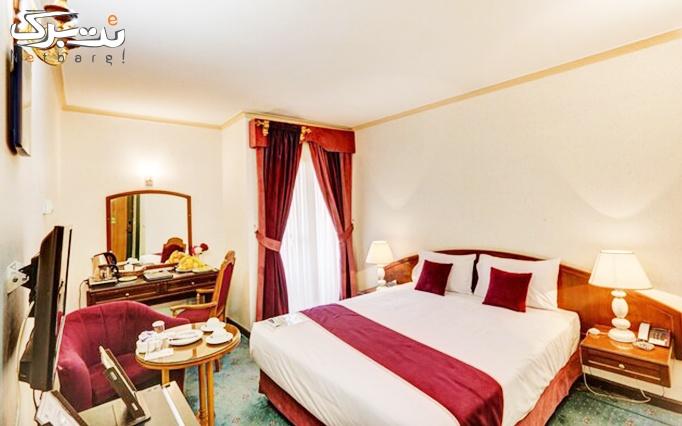 اقامت + صبحانه در هتل ایرانگردی کرمان