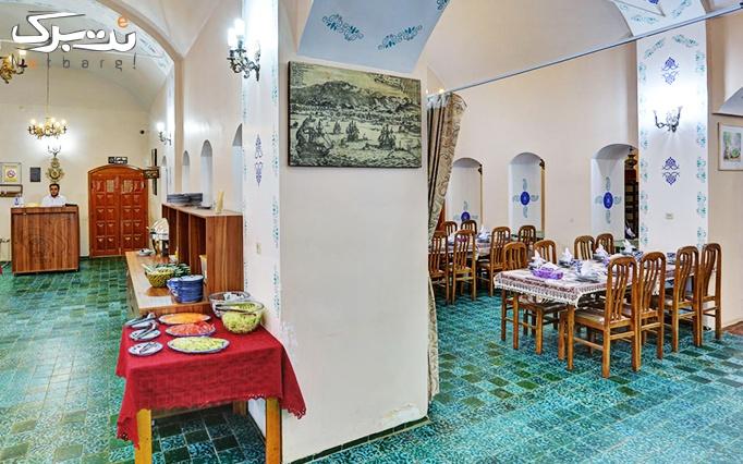 اقامت در هتل ایرانگردی جهانگردی نایین