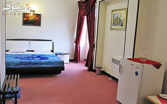 اقامت در هتل ایرانگردی فسا