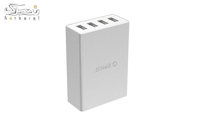 شارژر USB دسکتاپ ORICO مدل ASK-4U-EU