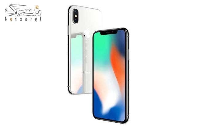 گوشی موبایل اپل مدل iPhone X