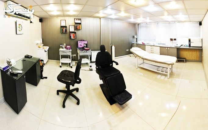 رفع شلی و افتادگی پوست با RF در مطب دکتر آخوندزاده