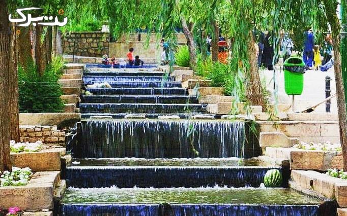 تور یک روزه آب گرم محلات و غال چال نخجیر