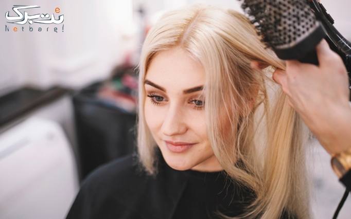 موخوره گیری مو در آرایشگاه روشنک