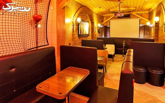 کافه دارکوب با سرویس سفره خانه ای مدوس