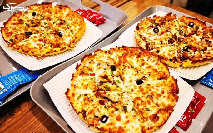 با کیفیت ترین پیتزاها در کافی شاپ نیروانا