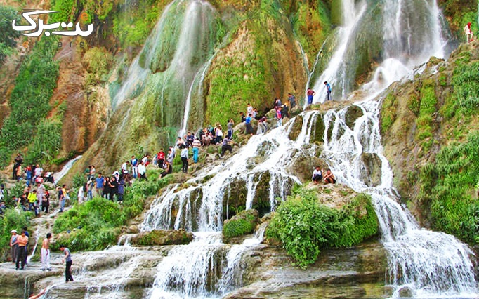 تور آبشار وانا و شاهان دشت یکروزه