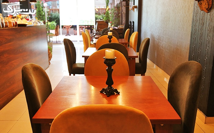 سینی افطاری کافه آس مان