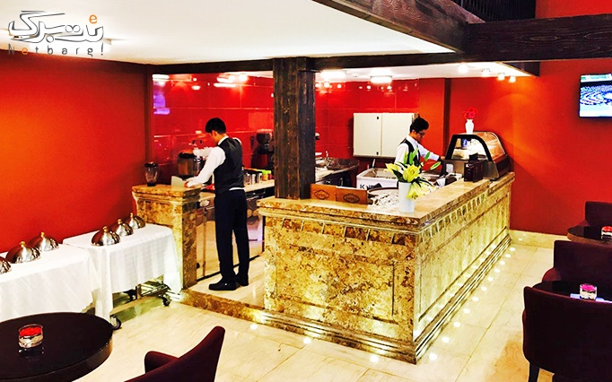 کافی شاپ در هتل تارا تجربه ای جذاب