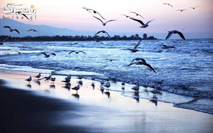 تور دریاچه ولشت و ساحل زیبای سیترا یک و نیم روزه