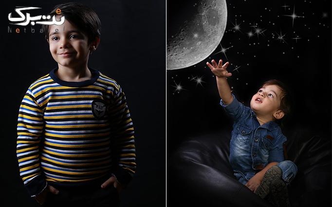 عکاسی با نورپردازی حرفه ای در آتلیه وحید