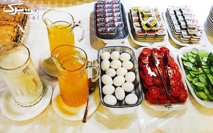 بوفه صبحانه در هتل فرید VIP