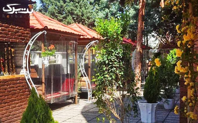 سرویس چای سنتی در مجموعه پذیرایی شیان سرخه حصار