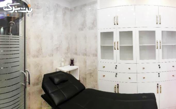 اصلاح ابرو و قرینه سازی در آرایشگاه بانو تاروردی