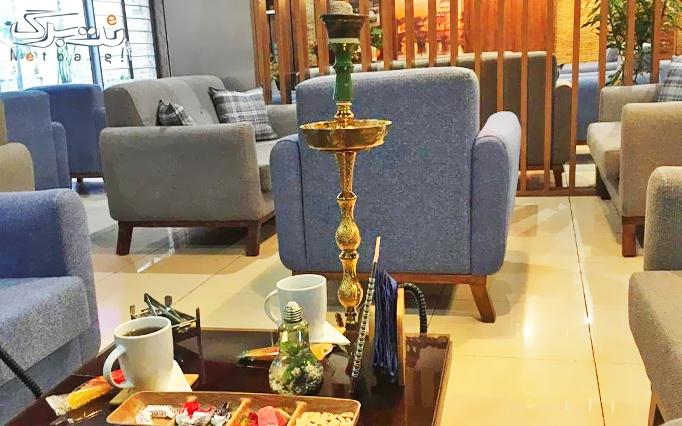 سرویس چای سنتی ترکیه ای و عربی در کافه مدس