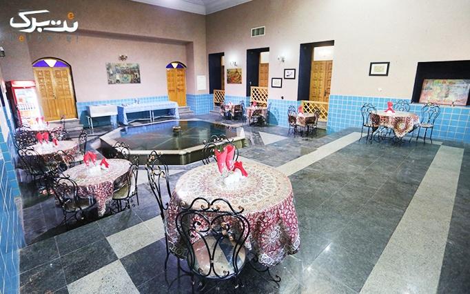 غذاهای اصیل ایرانی در رستوران اشراق