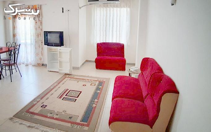 پکیج 9:  آپارتمان 5 نفره 1خوابه جمعه تا سه شنبه