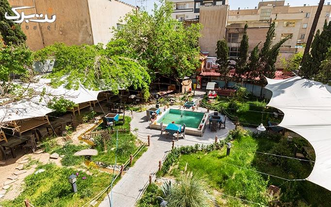 باغ رستوران ایل بختیاری با منو ناهار و شام