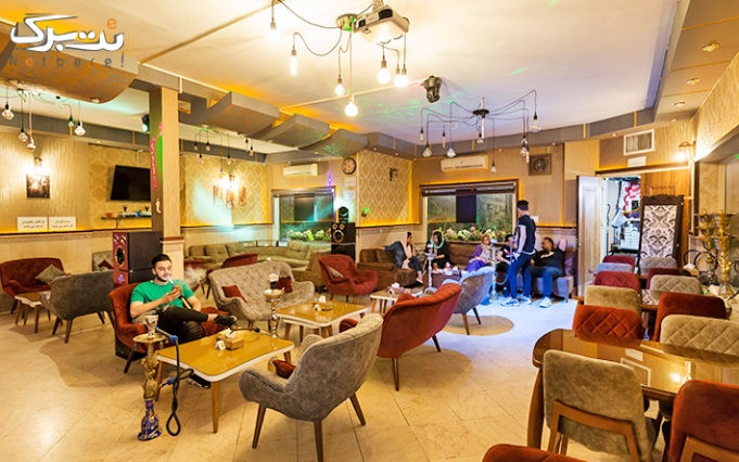 منو کافه و سرویس چای سنتی در کافه رستوران سه کنج