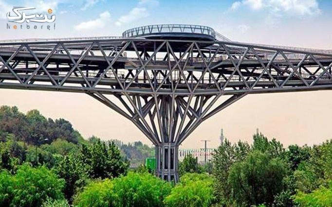 هات داگ کمپانی در فودکورت پل طبیعت
