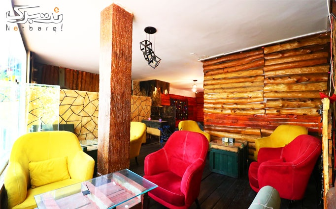 منو ایرانی در رستوران پل درکه