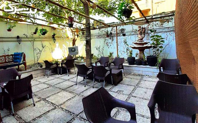 منو متنوع غذا و کافی شاپ در کافه رستوران پیانو