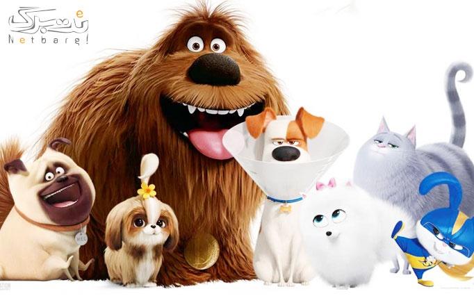 انیمیشن زندگی مخفی حیوانات خانگی 2